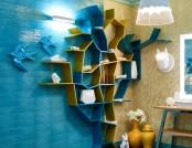 """Owl's Nest"": Creative and Super Positive Bathroom Interior Design"
