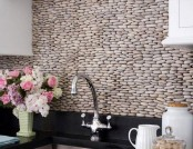 Unhackneyed Kitchen Backsplash Materials: Practical & Aesthetical