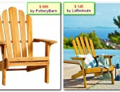 Expensive vs. Cheap: 10 Garden Accessories and Pieces of Furniture