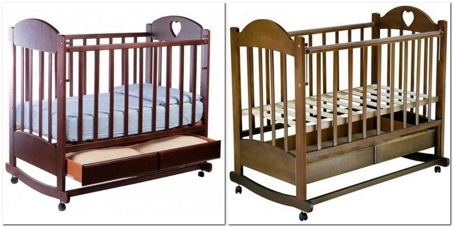 1-2-toddler-baby-bed-on-wheels-with-storage-drawers-cot