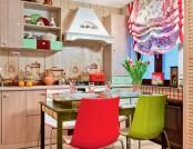 Delicious Folklore: Cozy Eco-Friendly Country Kitchen