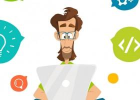 1-man-searching-in-Internet-computer-laptop