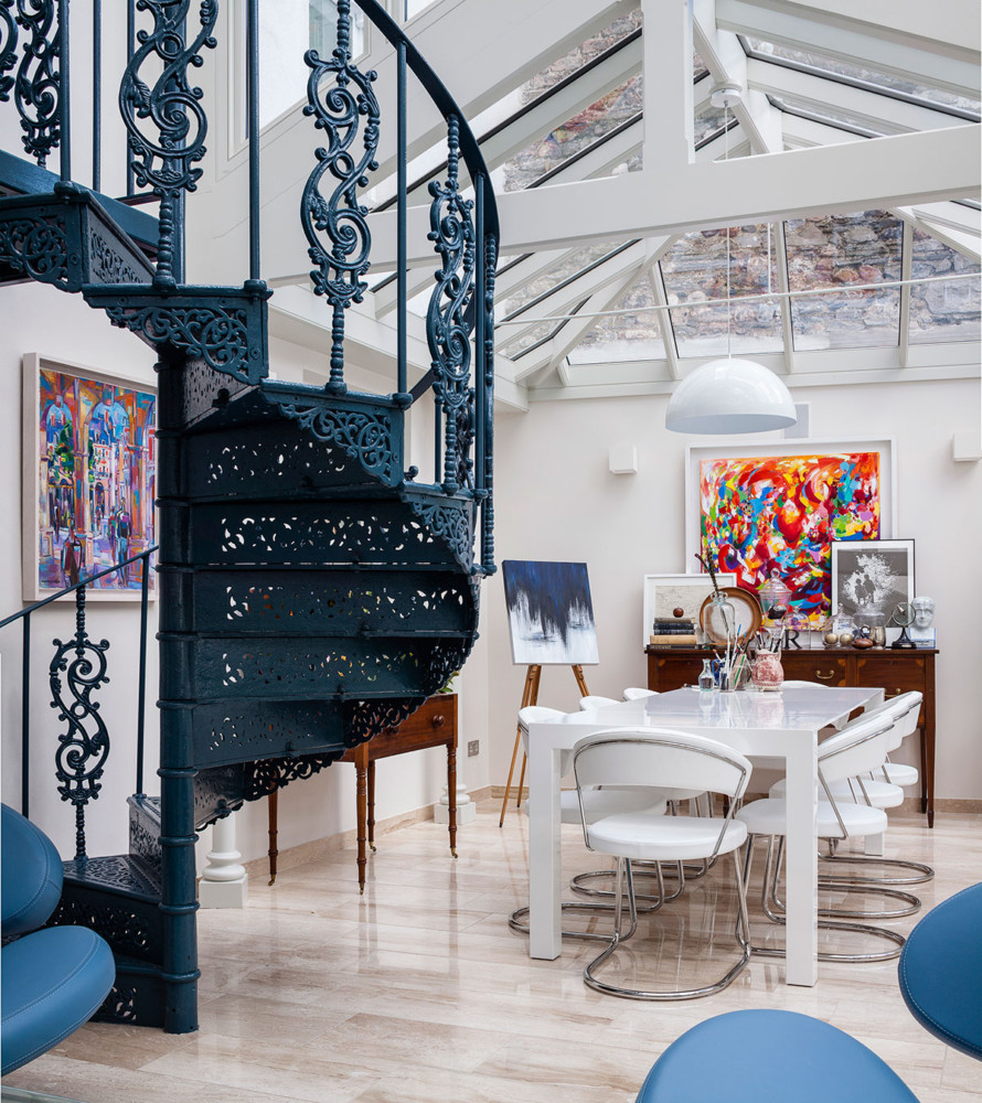 2-1-metal-staircase-stairs-black-forged-iron-wrought-railing-s-floral-pattern-amazing-interior-design-glass-roof