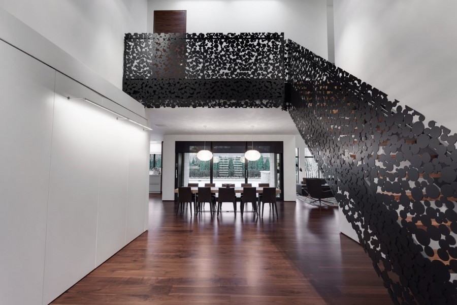 2-4-metal-staircase-stairs-wrought-railing-perforated-iron