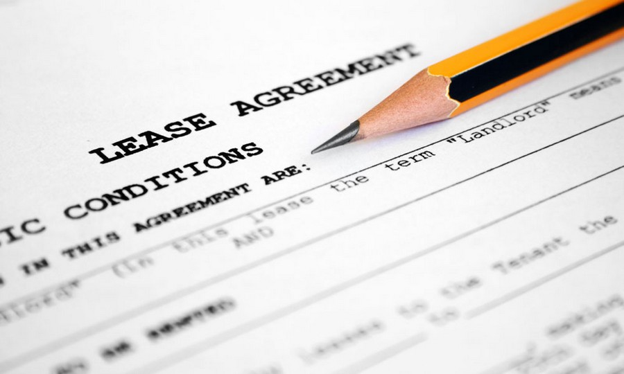 2-lease-agreement-draft-paper-document