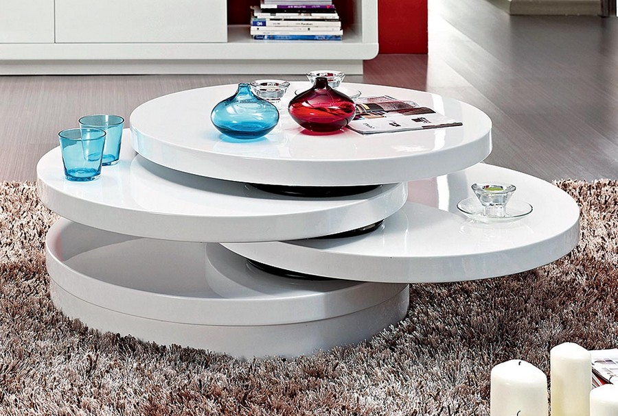 4-1-multifunctional-furniture-design-ideas-white-glossy-coffee-table-multi-layered