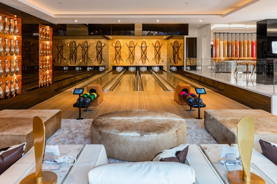 4-2-the-most expensive-home-in-USA-beyonce-jay-z-Los-Angeles-bel-air-luxurious-interior-design-bowling-alley-game-room