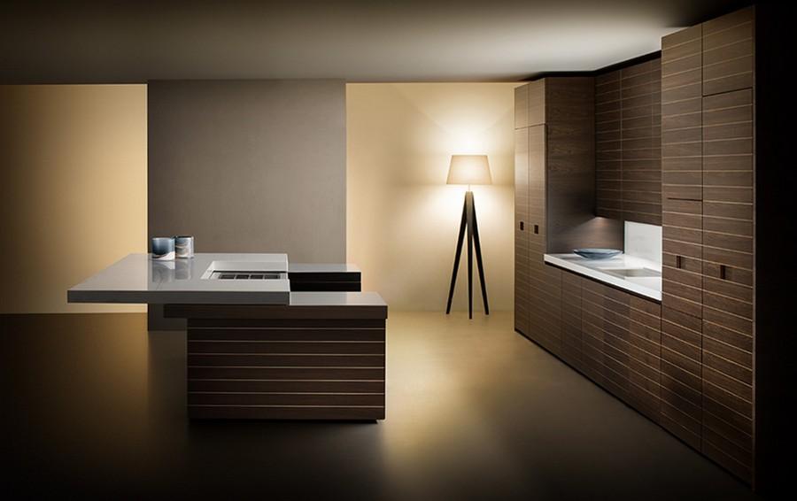 5-2-Giorgio-Giorgio-Armani-Dada-kitchen-furniture-cabinets-design-luxurious-interior-brown-handleless-island-geometrical-cooker