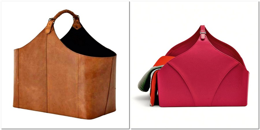 7-extra-big-bag-for-outdoor-use-Brunello-leather-bag-by-Eichholtz-plastic-PVC-Utility-bag-by-Calligaris