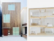 Vertical Houses in Japan Are Selling Like Hotcakes