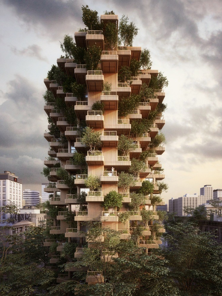 0-wooden-timber-log-house-tower-residential-multi-storey-building-in-Toronto-Canada-by-Penda-Architects-vertical-garden-green-eco-friendly-architecture