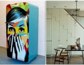 Where and How to Hide a Refrigerator: 7 Options for Any Interior