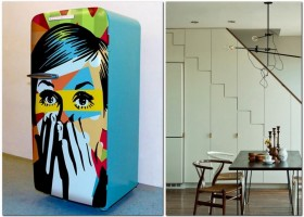 00-ideas-where-how-to-hide-conceal-disguise-refrigerator-fridge-pop-art-full-size-magnetic-panel-under-the-staircase-recessed