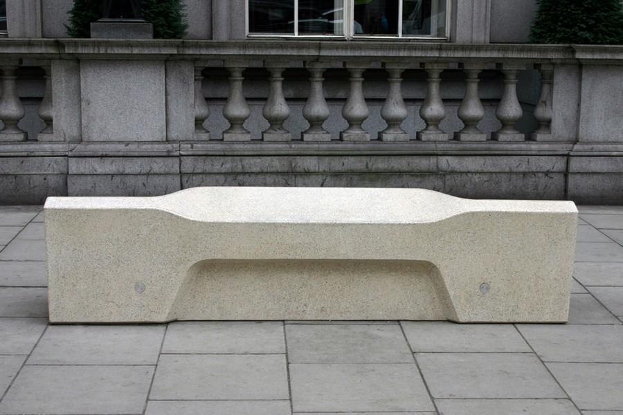 1-2-Camden-bench-front-view-concrete-England-inconvenient-design