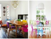 How to Choose Mismatched Dining Chairs Tastefully: 7 Tips