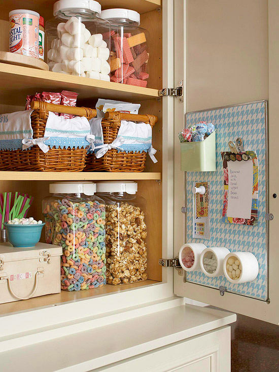 1-small-kitchen-storage-ideas-design-hacks-rational-space-magnetic-board-inside-on-inner-side-of-cabinet-door