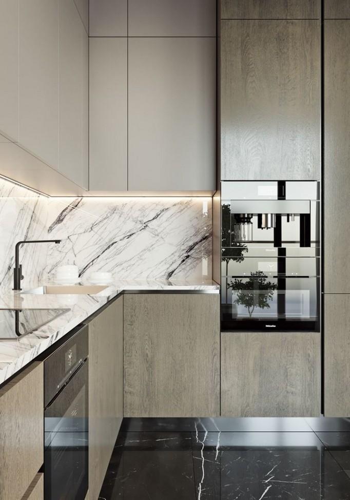 13-MDF-panels-boards-in-interior-design-base-kitchen-cabinets-white-top-cabinets-marbke-worktop-countertop-backsplash-built-in-oven-black-faucet