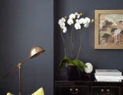 Black Walls in Interior Design: Sense of Safety & Cinematography