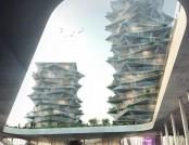 "Cacti Towers + ""Urban"" IKEA Will Adorn Copenhagen in 2019"