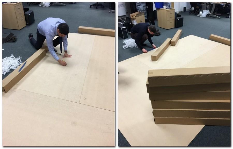 4-2-creative-office-interior-ideas-handmade-pool-billiards-table-for-leaf-blowers