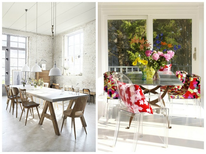 4-4-mismatched-chairs-in-kitchen-dining-room-interior-design-wooden-plastic-transparent