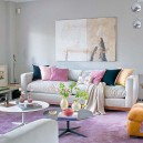 4-lilac-grey-color-in-interior-design-delicate-pastel-pink-gray-living-room-with-orange-accents-couch-pillows-blanket-sofa-coffee-tables