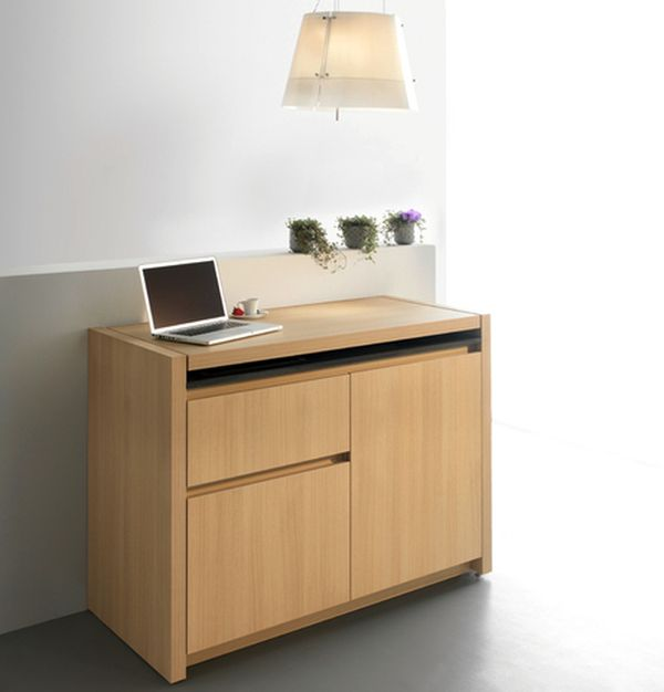 4-multifunctional-small-mini-kitchen-set-by-Kitchoo-France-work-desk-computer