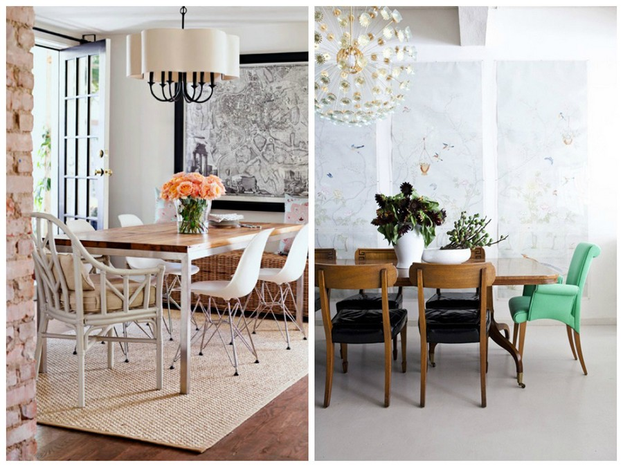5-2-mismatched-chairs-in-kitchen-dining-room-interior-design-white-green-wooden