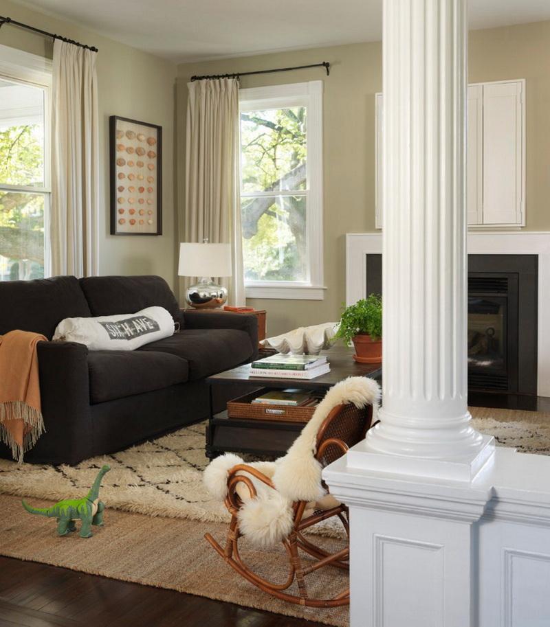 5-2-symmetrical-decor-symmetry-in-interior-design-home-textile-fur-cover-rocking-arm-chair-black-sofa-blankets-double-rug-carpet-column-fireplace