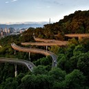 6-high-rise-pedestrian-walkway-pathway-way-in-China-Fuzhou-city-by-LOOK-architects