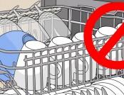 13 Kitchen Utensils That Are NOT Dishwasher Safe