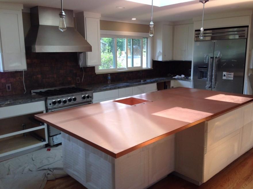 3-copper-kitchen-countertop-worktop-in-interior-design-kitchen-island-metal
