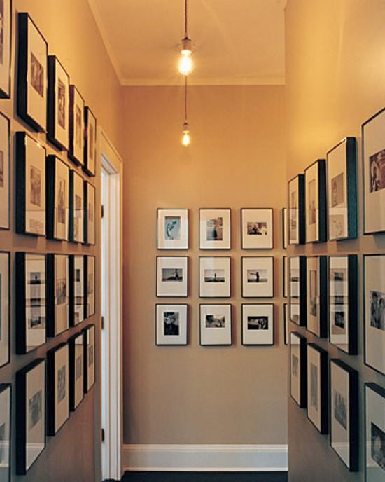 3-narrow-hallway-decoration-decor-interior-design-art-photo-gallet-beige-walls-white-baseboard