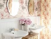 How to Create a Vintage-Style Bathroom? (P.1)