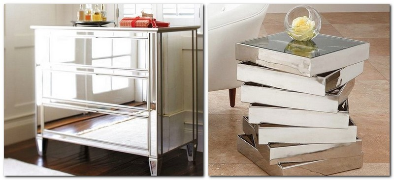 3-4-mirrored-furniture-in-interior-design-chest-of-drawers-coffee-table-asymmetrical