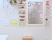 Note Boards: How to Keep Yourself Organized in the New Year