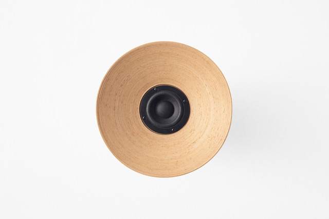 0-0-Bonaco-new-natural-wood-beech-speakers-eco-friendly-transparent-plastic-acrylic-cover-cylinder