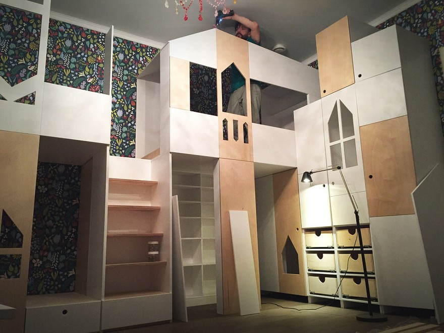5-1-podium-bed-in-interior-design-custom-made-wooden-house-game-town-play-area-drawers