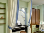 Rooms for Twin Girls: So Similar & Different